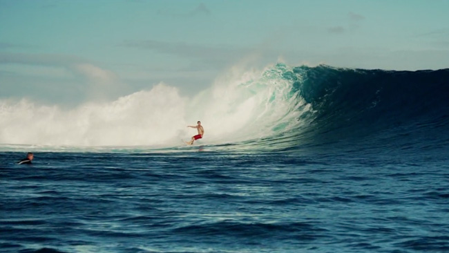 Fiji Tourism – Surf