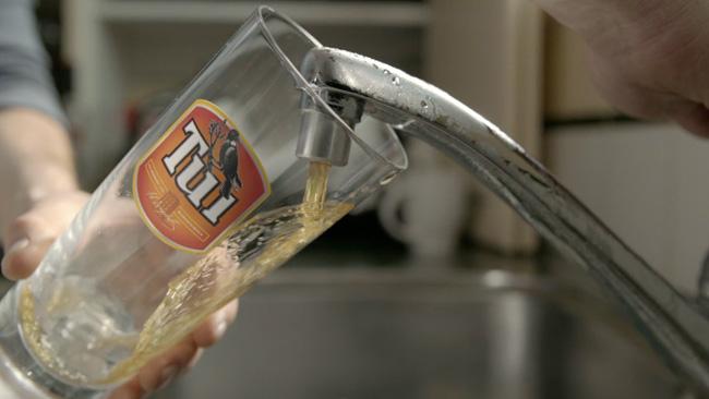 Tui – Beer Plumber Tap